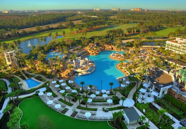 Summer Bay Resort In Orlando For 53 A Night